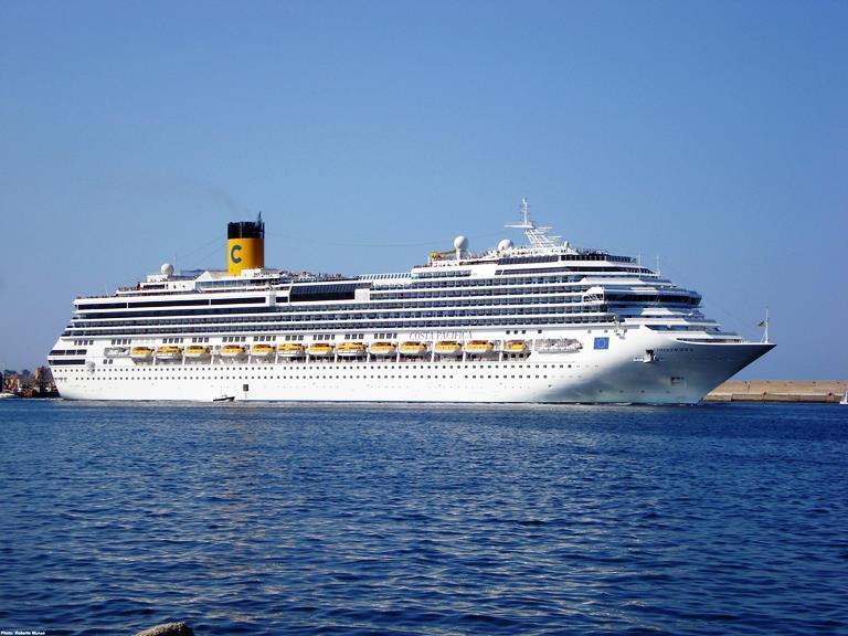5* Costa Pacifica ile Batı Akdeniz 14 Nisan 2020